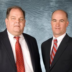 Today's co-owners, brothers Christopher (left) and Pat (right) Crowley