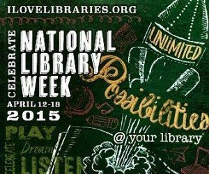 National Library Week 2015