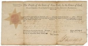 Dutchess County Ancient Documents Collection